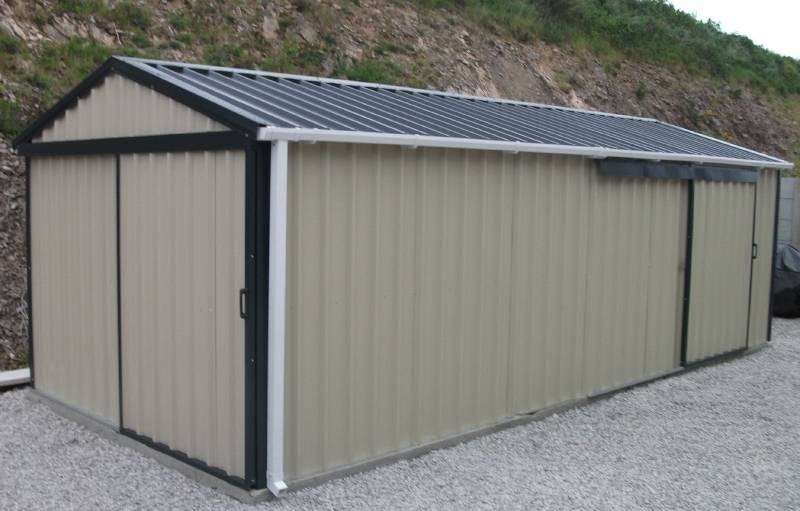 All Of Our Steel Sheds Adhere To The Highest Quality And