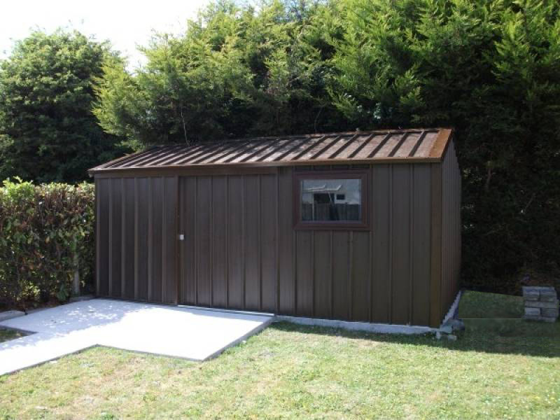 Knowing Steel Sheds Mallow Shed Plan
